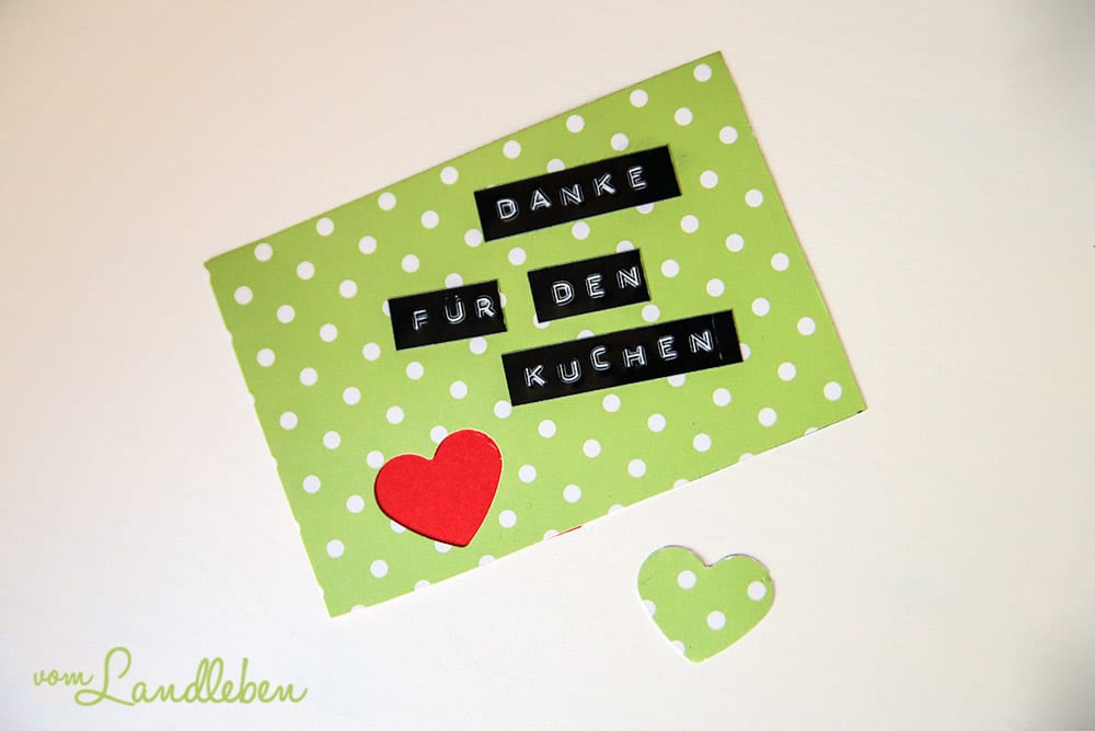 DIY: Kreative Ideen mit Dymo-Labels