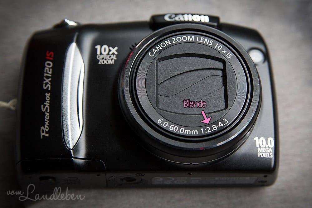 Fotografie-Tutorial: die Blende an deiner Kamera
