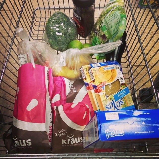 #pmdd15 - Einkaufen bei Edeka