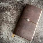 Mein Midori Traveler's Notebook