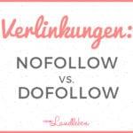 dofollow- oder nofollow-Links auf Blogs?