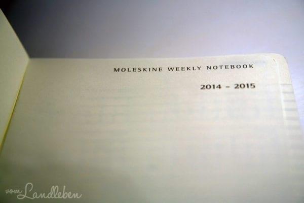 Moleskine-Kalender