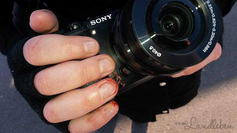Risikosportart Fotoausflug