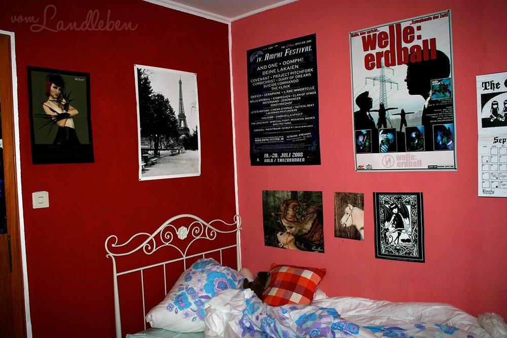 Mein altes WG-Zimmer (2008)