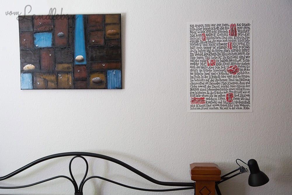 Bilder in unserer Wohnung