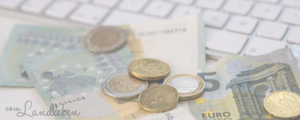 Geld verdienen mit dem Bloggen