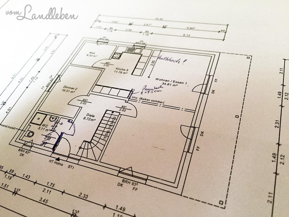 Grundriss - Unser Haus entsteht ;-)