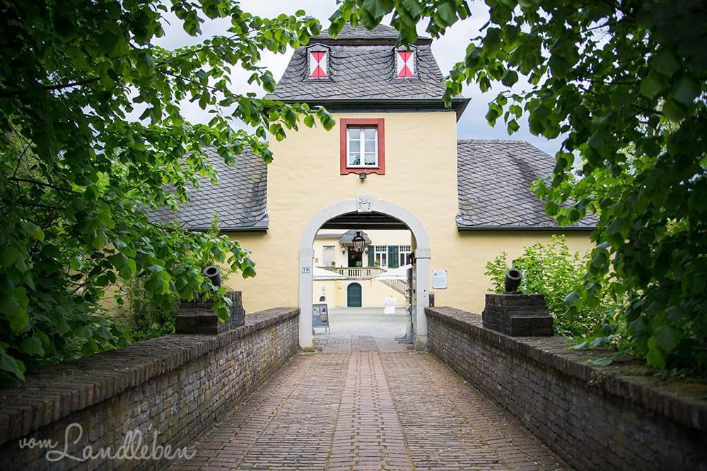 Schloss Eulenbroich in Rösrath