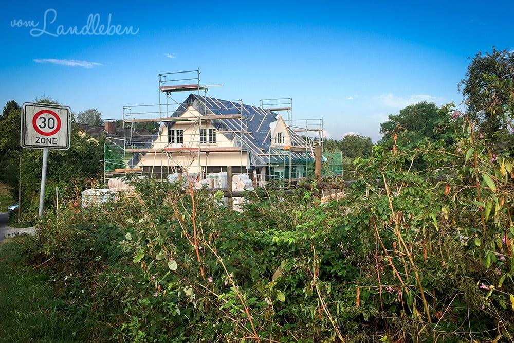 Unsere Baustelle im September 2016 – Danhaus