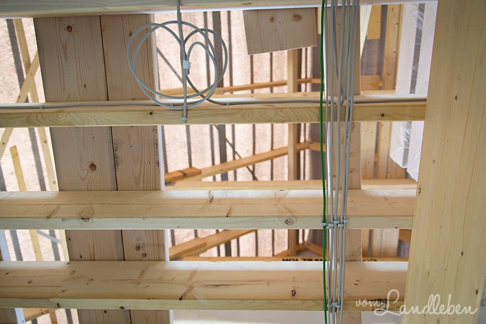 Hausbau mit Danhaus - unsere Baustelle