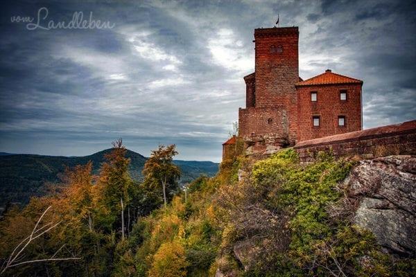 Burg Trifels in der Pfalz