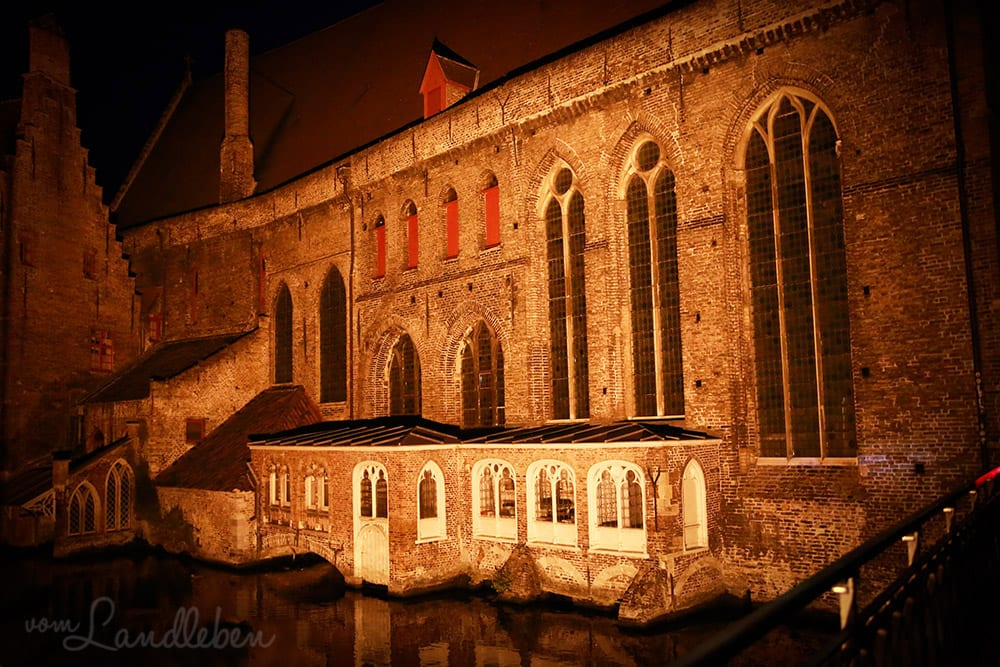 #fotoprojekt17: Brügge bei Nacht