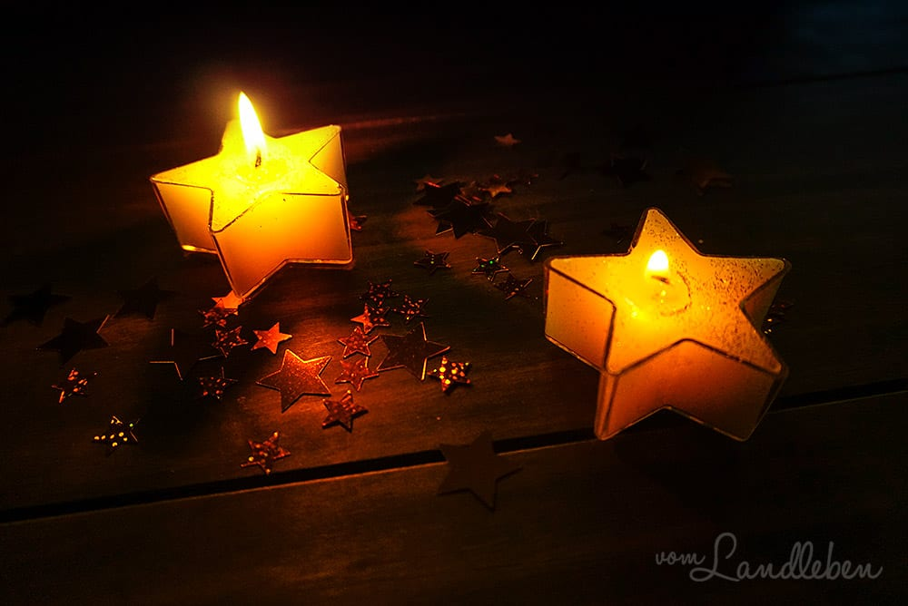 #fotoprojekt17: nachts - Kerzen