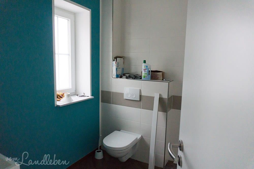 Im Gäste-WC