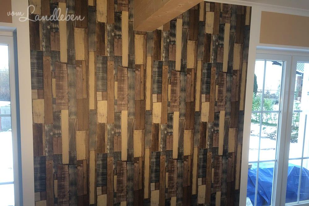 Bunte Wände - das Streichen & Tapezieren | vom Landleben