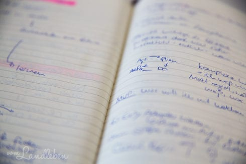 Bullet Journaling für Pragmatiker - nicht perfekt, aber hilfrei