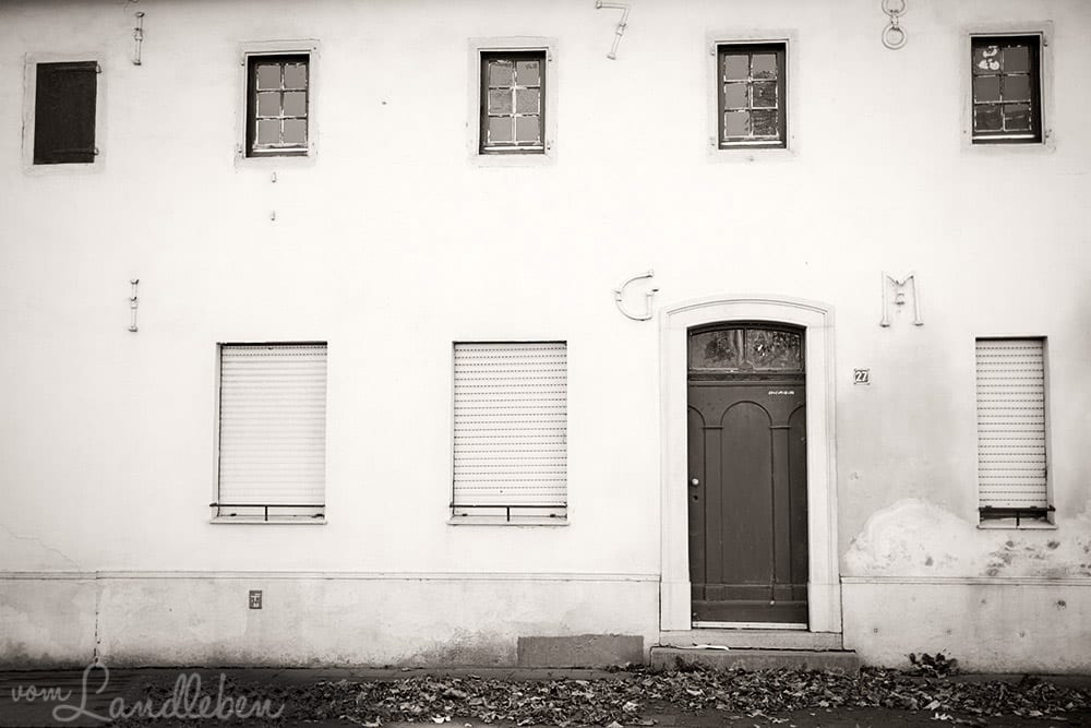 #fotoprojekt17 - Türen | Immerath - Lost Places