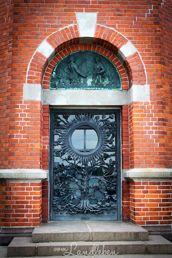 #fotoprojekt17 - Türen | Leuchtturm Kiel-Holtenau