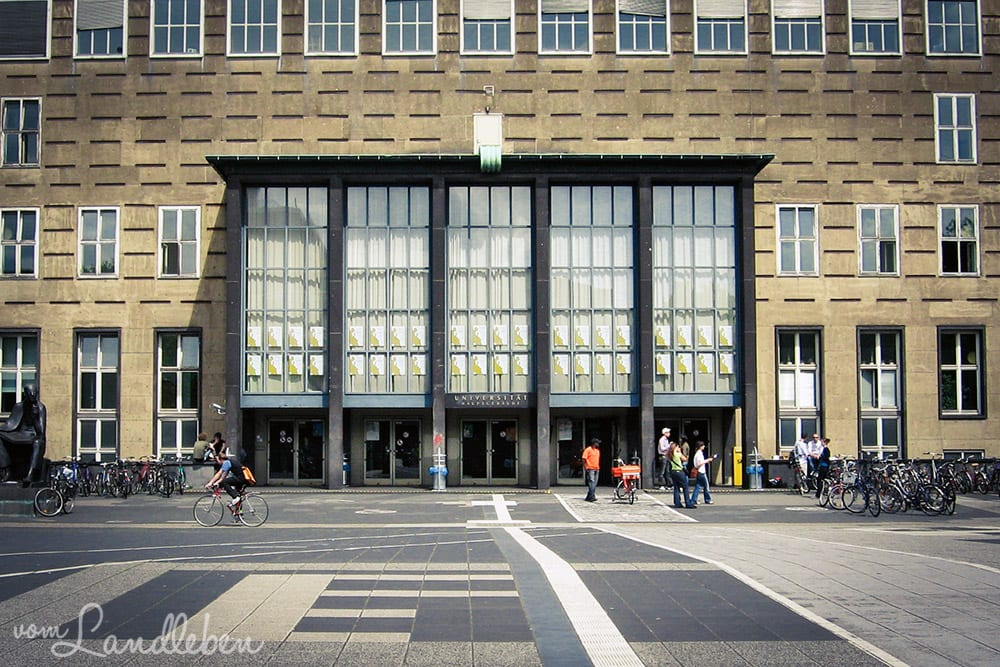 #fotoprojekt17 - Türen | Hauptgebäude der Universität zu Köl