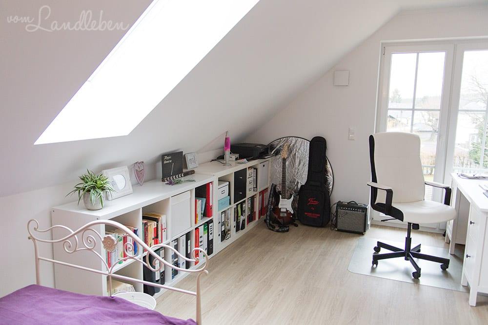 Roomtour in unserem Danhaus: Arbeitszimmer