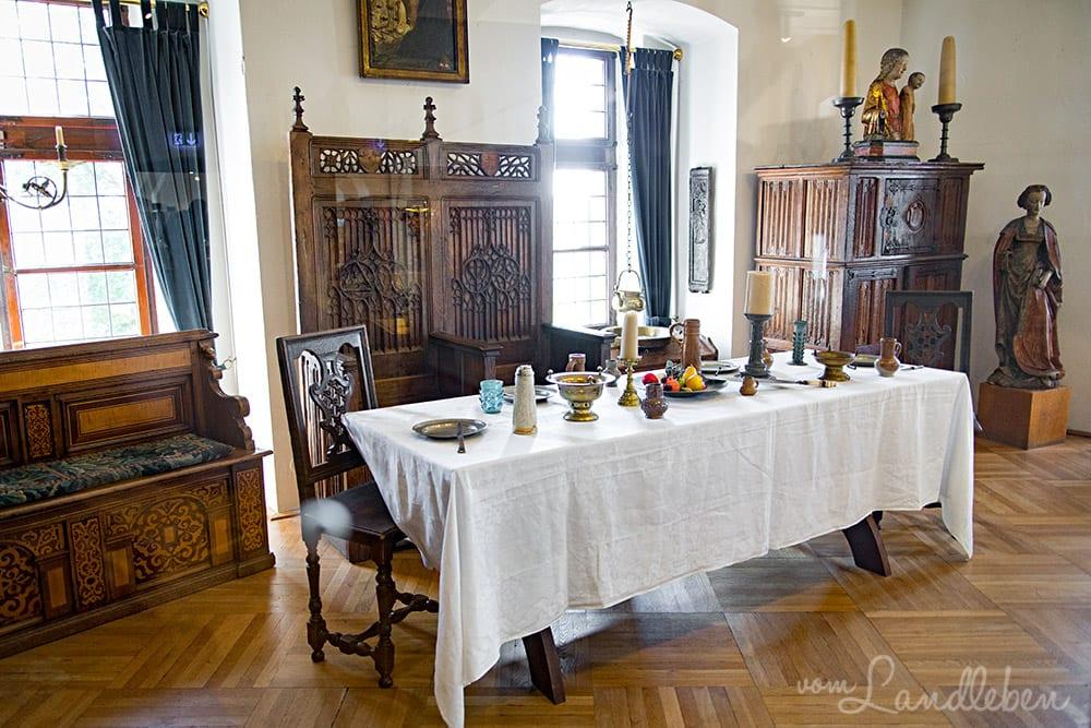 Museum von Schloss Burg