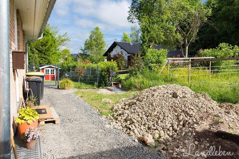 Gartenguckloch im Mai 2017
