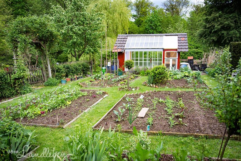 Hof Tüschenbonnen - Gemüsegarten