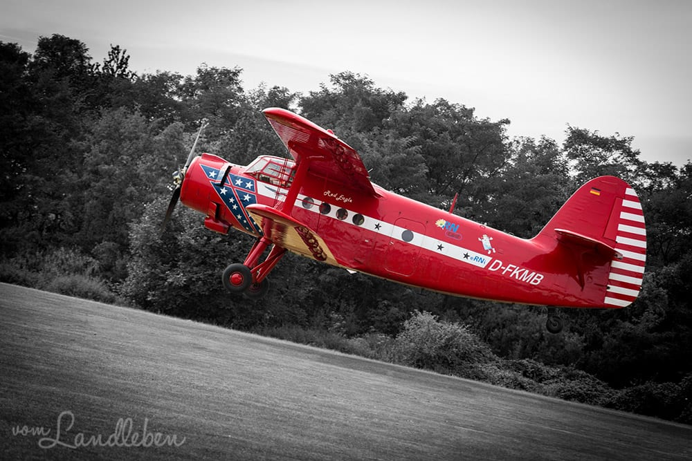 Red Eagle - Flugshow Leverkusen 2016
