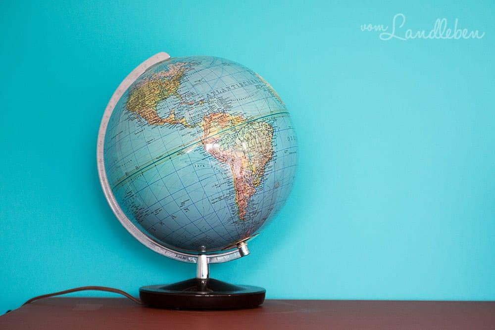 Der alte Globus