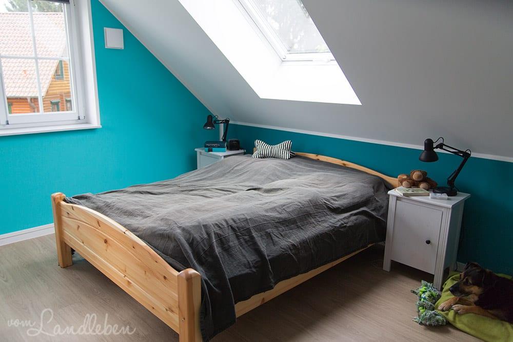 Schlafzimmer - Roomtour durch unser Danhaus
