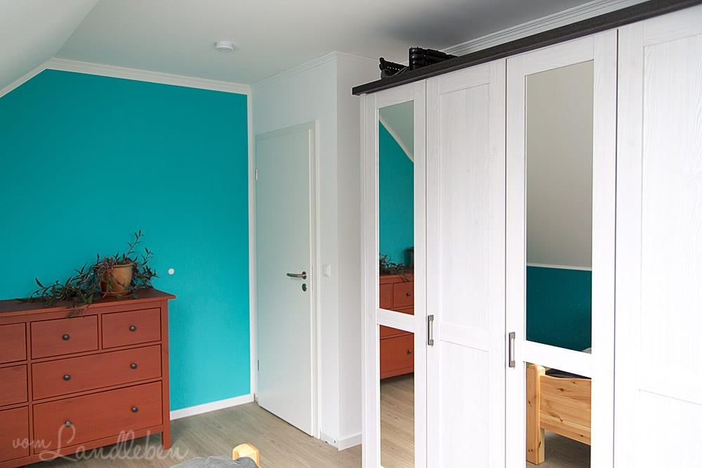 Schlafzimmer – Roomtour durch unser Danhaus