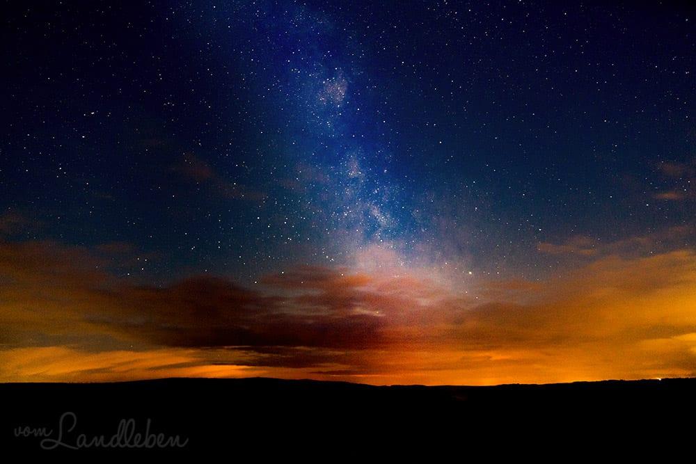 Milchstraße - Milky Way