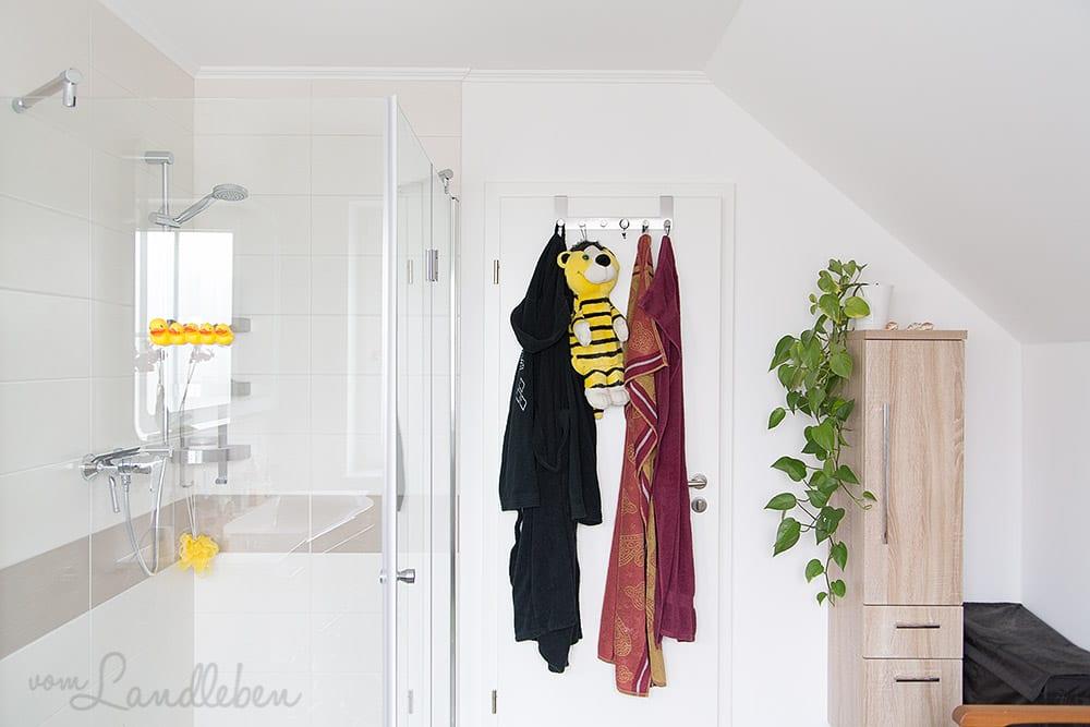 Roomtour im Danhaus: Badezimmer
