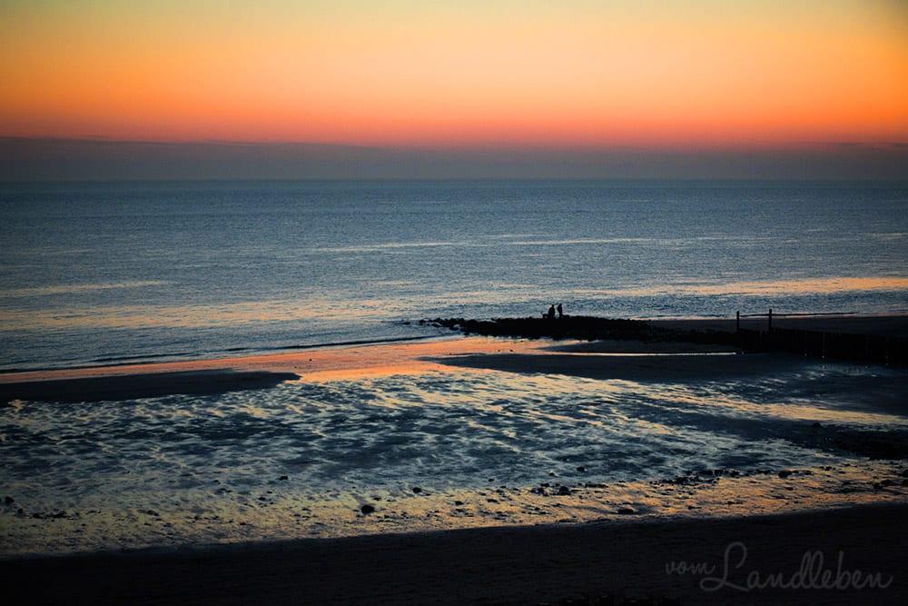 Am Strand in Zoutelande
