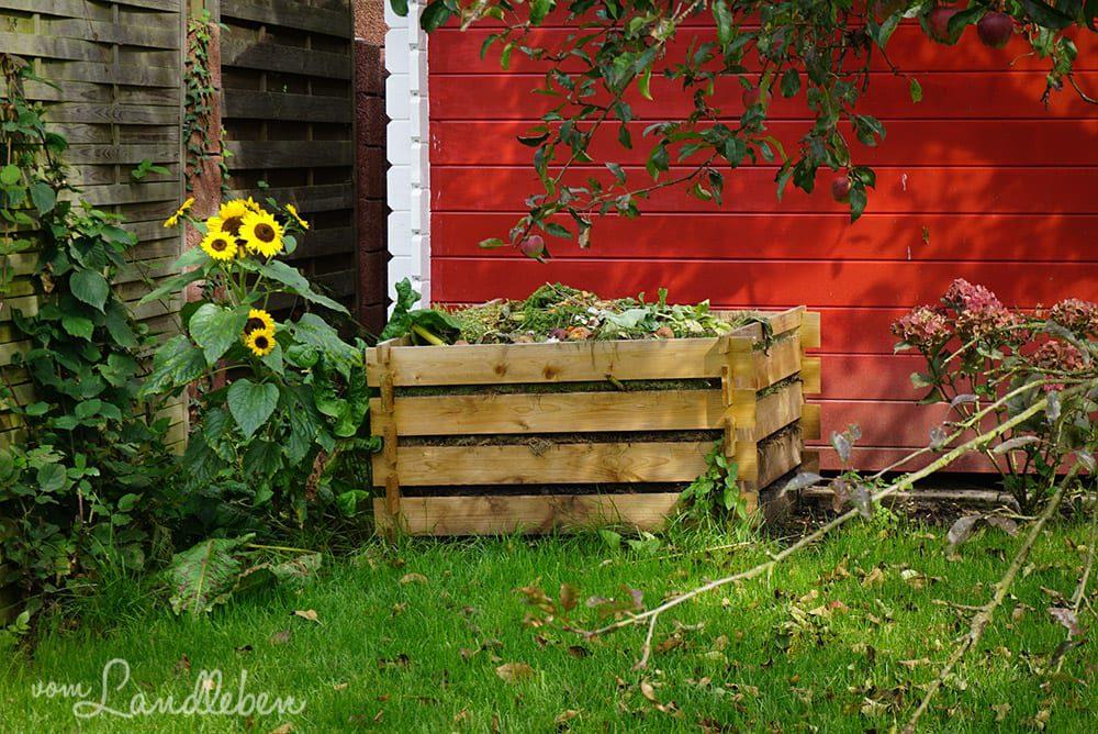 Das 1. Jahr Kompost: was ich gelernt habe