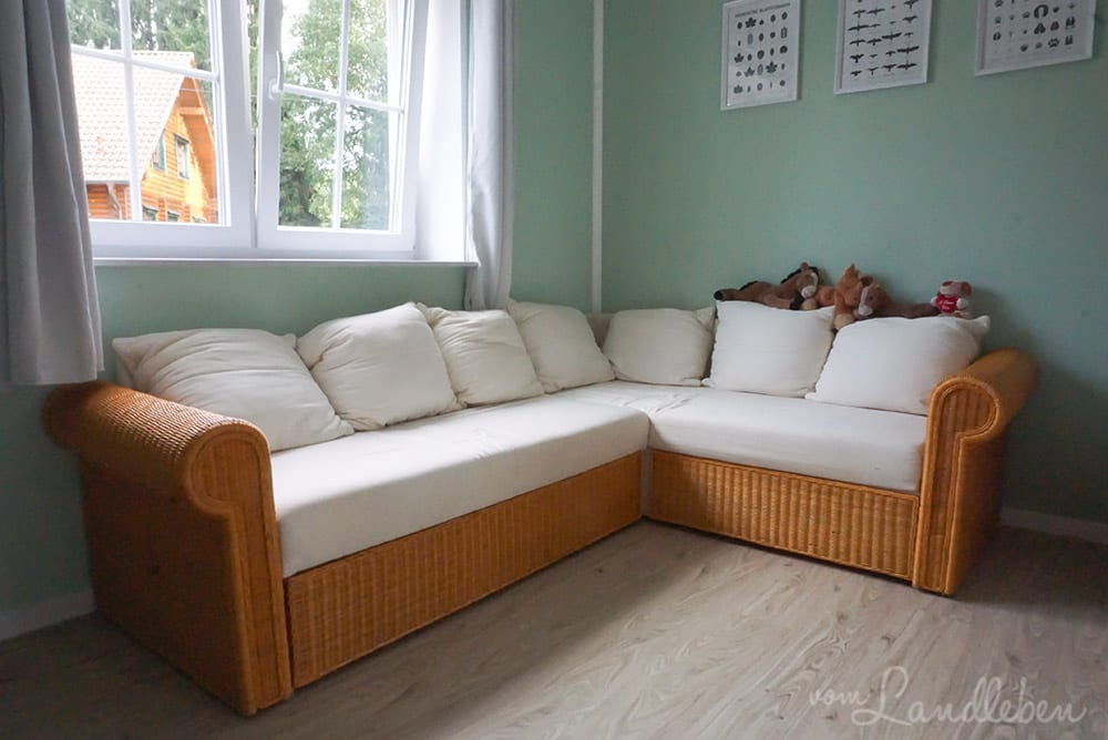 Roomtour im Danhaus - Gästezimmer / Werkelzimmer