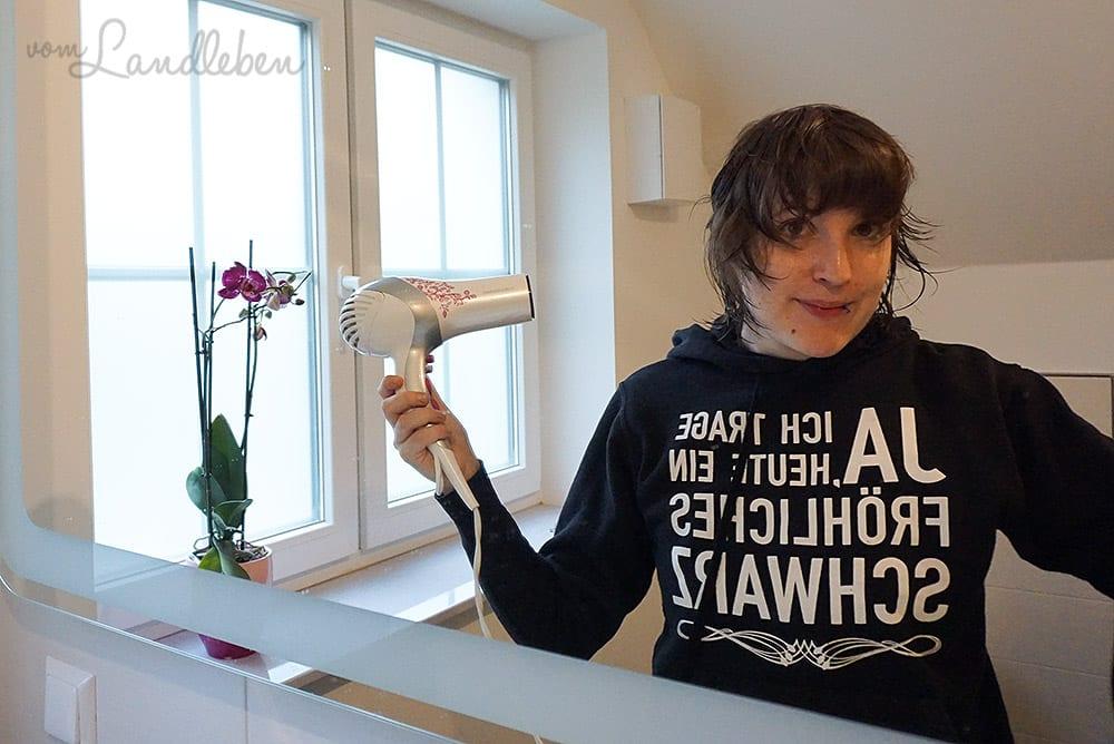 #pmdd24 – Haare fönen