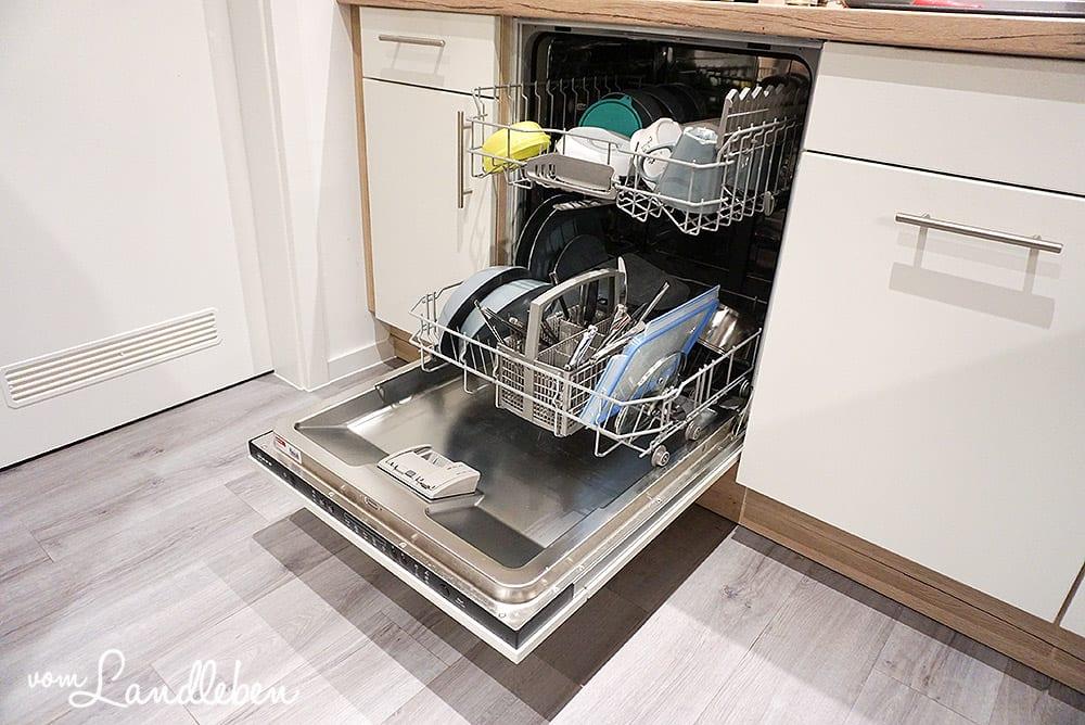 #pmdd24 – Spülmaschine ausräumen