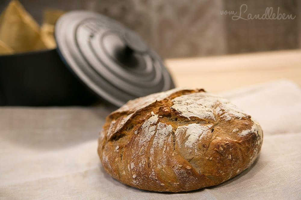 Selber Brot backen