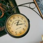 Wer hat an der Uhr gedreht…?