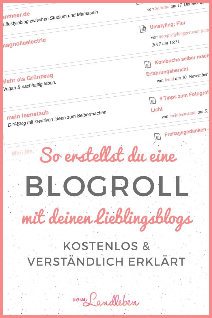 Tutorial: Blogroll erstellen – WordPress-Plugin Feedzy RSS Feeds