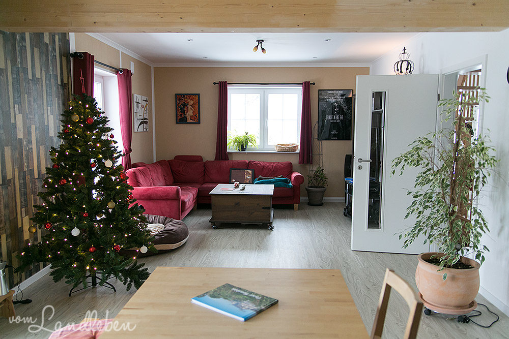 Roomtour im Danhaus: Wohnzimmer und Esszimmer