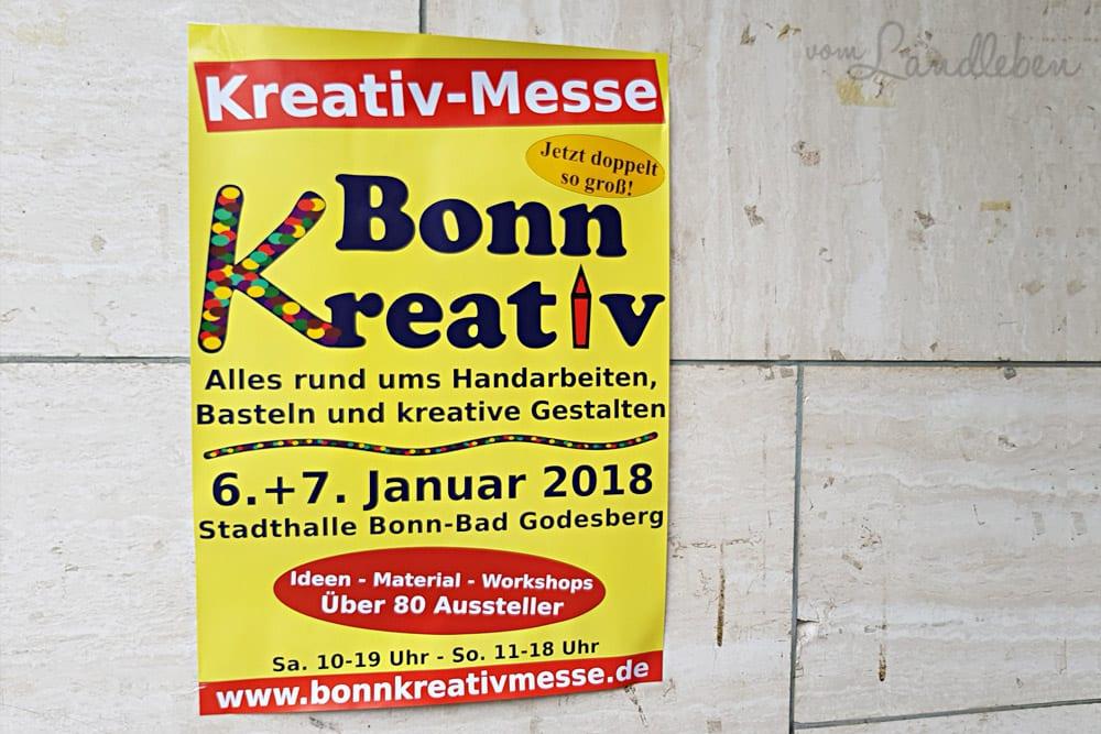 Bonn Kreativ Messe 2018