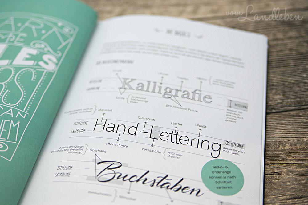 Handlettering: Schöne Schriften Schritt für Schritt - Katja Haas