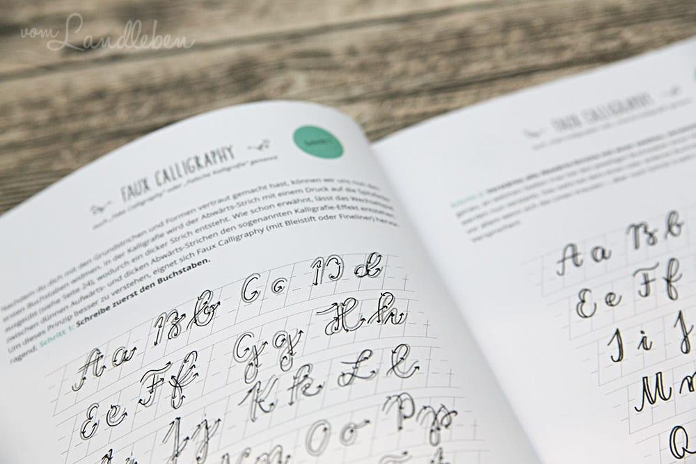 Handlettering: Schöne Schriften Schritt für Schritt – Katja Ha