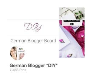 Pinterest: Gruppenpinnwand erkennen