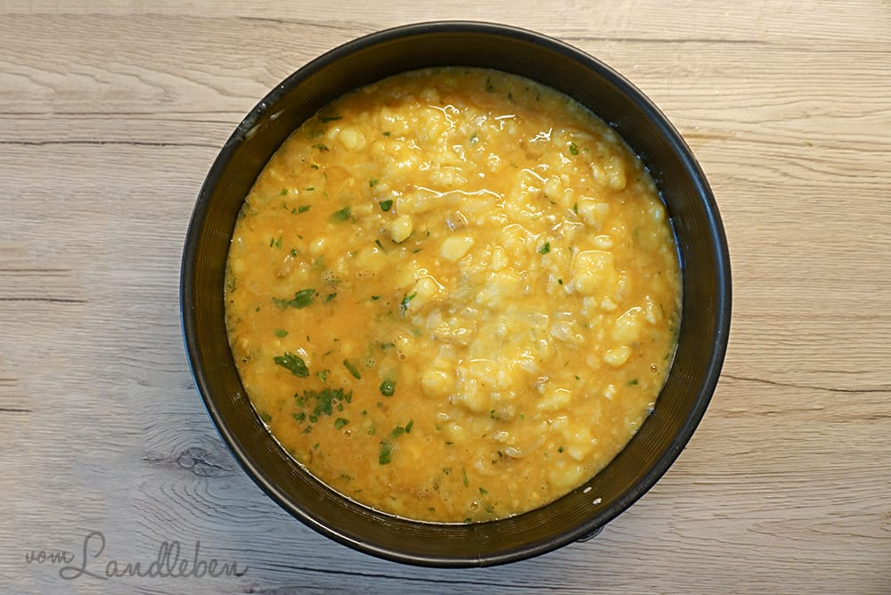 Rezept: Bärlauch-Tortilla