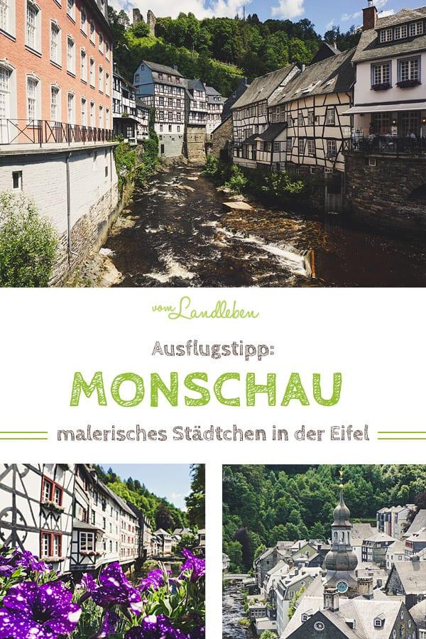 Ausflugstipp – Monschau in der Eifel