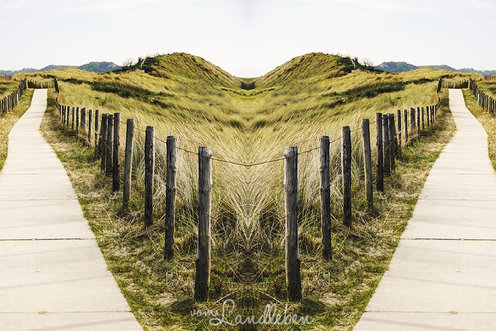 Spiegelwelten - inspiriert vom Dark-Intro