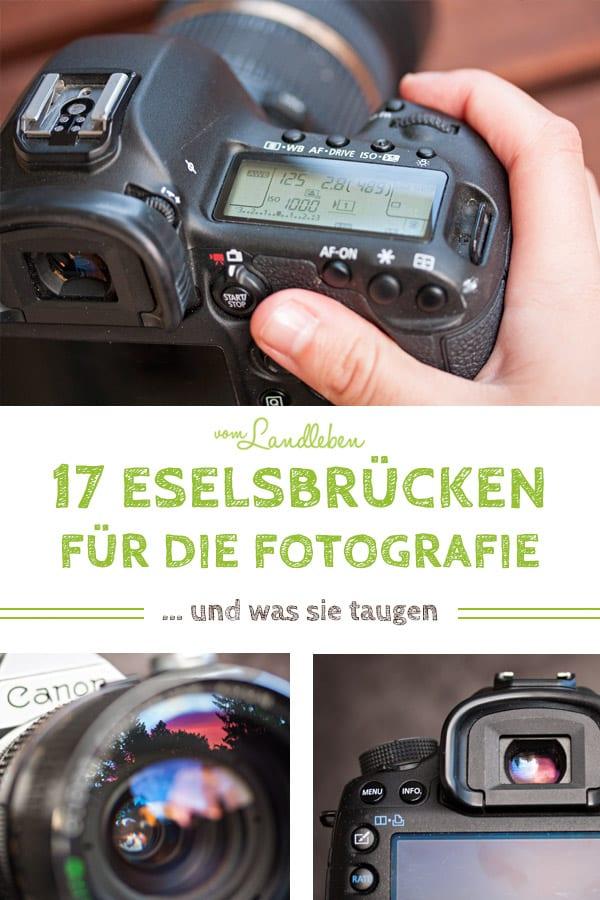 17 Eselsbrücken Für Die Fotografie Und Was Sie Taugen